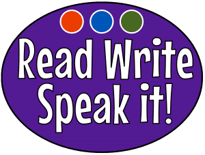 Read Write Speak it!